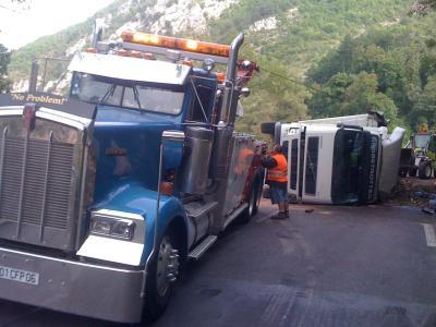dépannage camion Gattières
