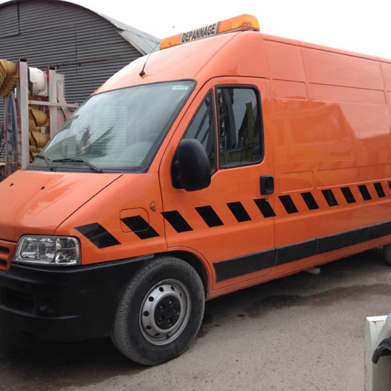 camion atelier Gattières